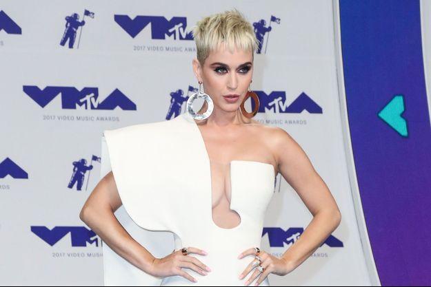 Katy Perry le 27 août 2017 à West Hollywood.