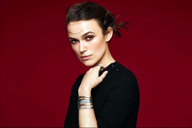 Keira Knightley pour Chanel Joaillerie
