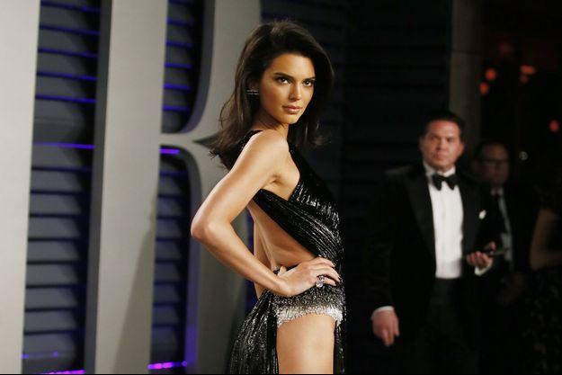 Kendall Jenner à Beverly Hills, le 24 février 2019