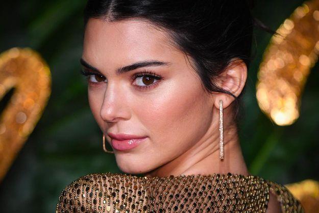 Kendall Jenner, décembre 2018