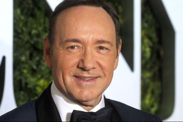 Kevin Spacey à New York, le 11 juin 2017
