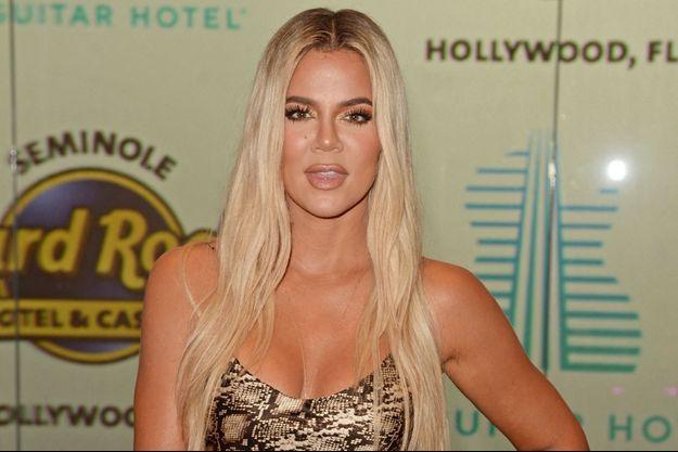 Khloé Kardashian à Hollywood en octobre 2019.