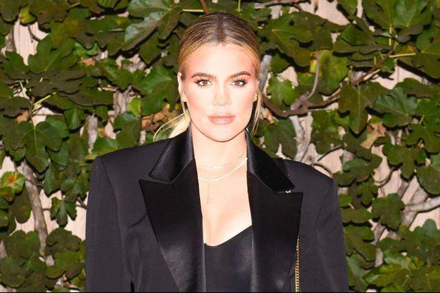 Khloé Kardashian à Los Angeles le 14 novembre 2017