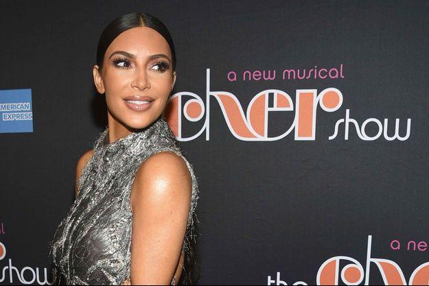 Kim Kardashian, décembre 2018