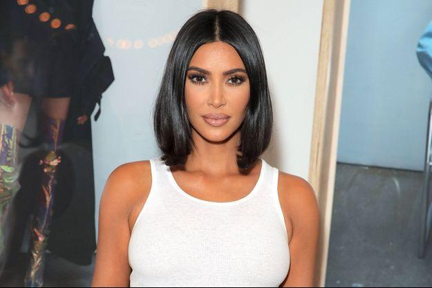 Kim Kardashian à Los Angeles en juin 2019