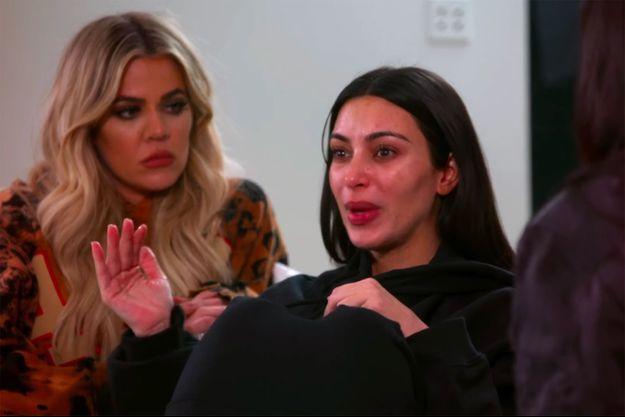 Kim Kardashian dans l'extrait vidéo de la chaîne E!