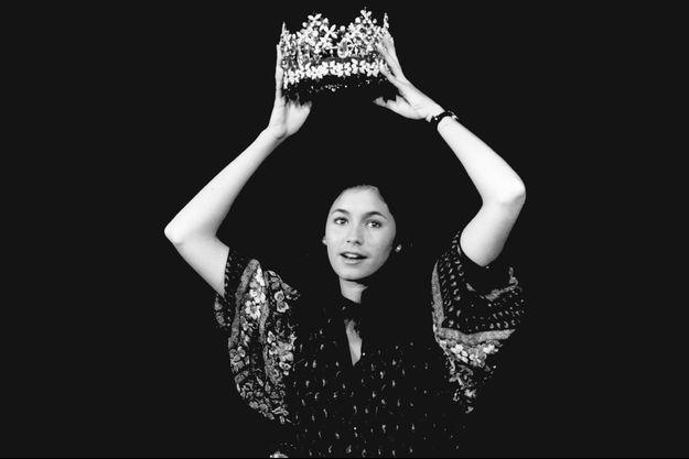 Kimberley Santos, Miss Monde 1980