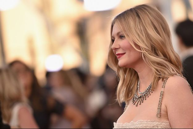 Kirsten Dunst en 2017 à l'Annual Screen Actors Guild Awards