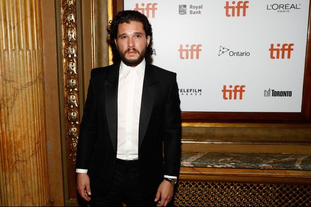 Kit Harington à Toronto, le 10 septembre 2018