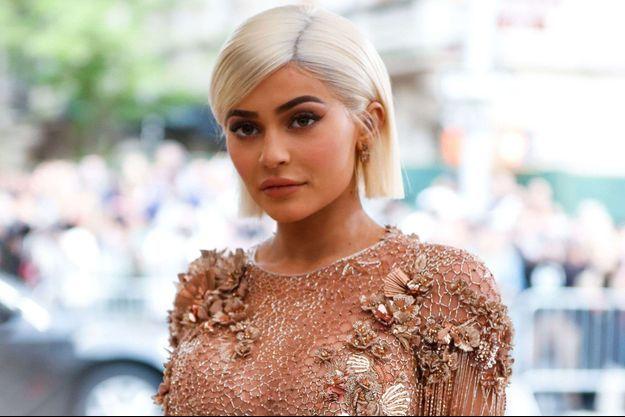 Kylie Jenner au MET Gala 2017.