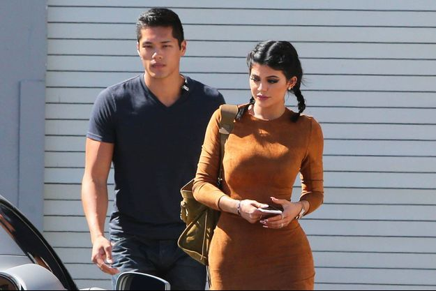Kylie Jenner et Tm Chung le 29 septembre 2015