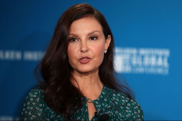 Ashley Judd en avril 2018.