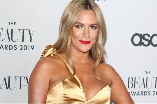 Caroline Flack en 2019.
