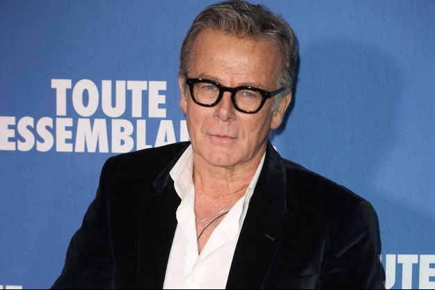 Franck Dubosc, ici lors d'une avant-première à Paris, en novembre 2019.