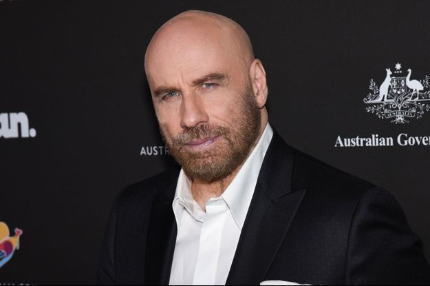 John Travolta en 2020.