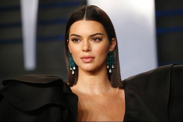 Kendall Jenner à Los Angeles le 5 mars 2018