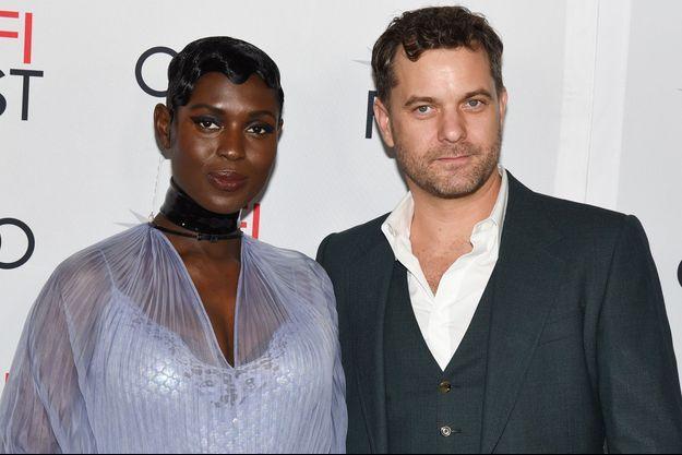 Jodie Turner-Smith et Joshua Jackson