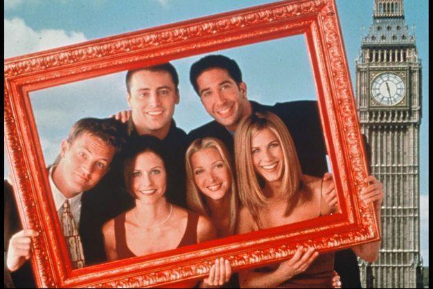 """Le casting de la série """"Friends"""""""