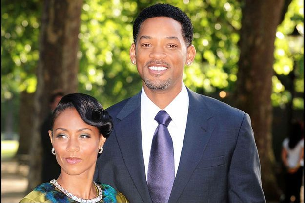 Will Smith et sa femme Jada Pinkett Smith