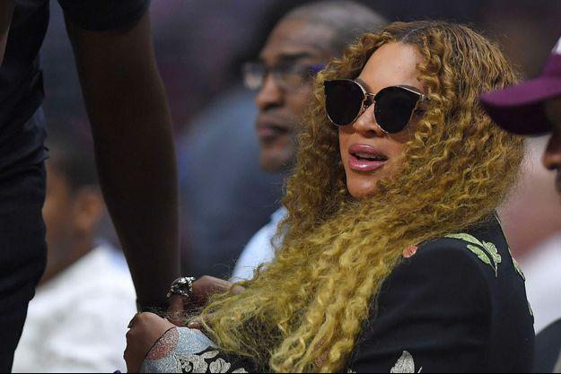 Beyoncé à Los Angeles, le 30 avril 2017