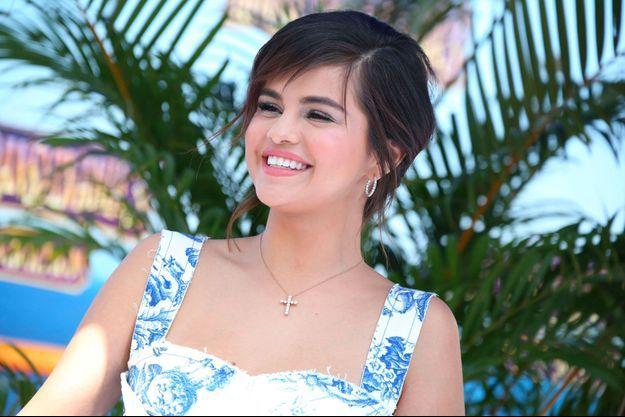 Selena Gomez en juin 2018