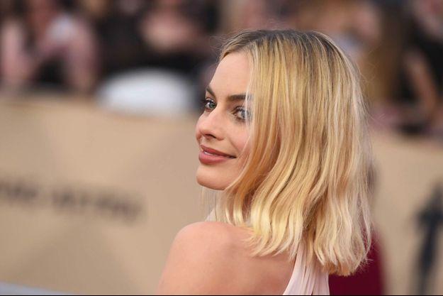 Margot Robbie aux SAG Awards