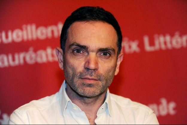 Yann Moix ici en novembre 2013.