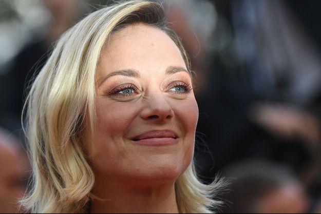 Marion Cotillard à Cannes le 13 mai 2018.