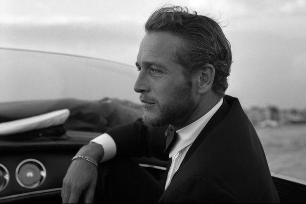 Paul Newman en 1963