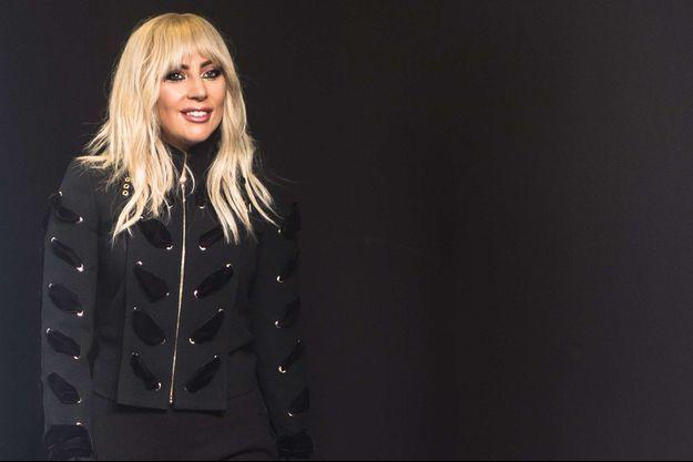 Lady Gaga à Toronto en septembre 2017.
