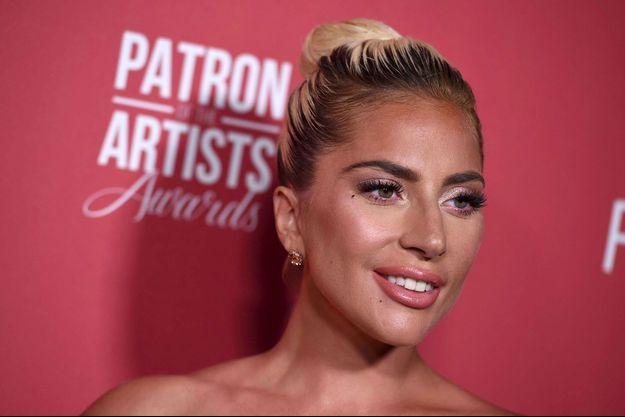 Lady Gaga en novembre 2018