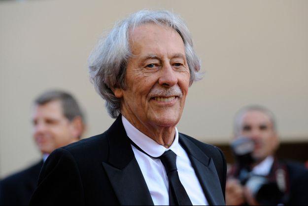 Jean Rochefort, le 13 mai 2009 à Cannes.