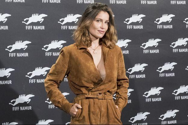 Laetitia Casta au Festival International du Film Francophone de Namur le 3 octobre 2019