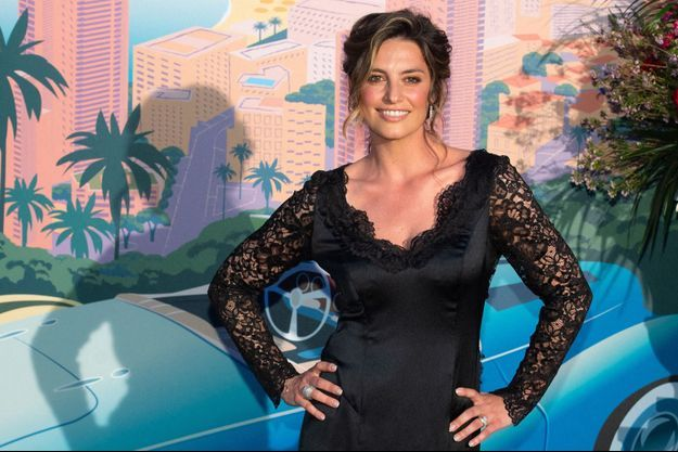 Laëtitia Milot à Monaco en mars 2019.