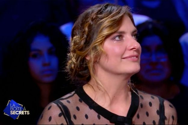 Laëtitia Milot dans «La Boîte à Secrets», diffusée vendredi 7 février sur France 3.