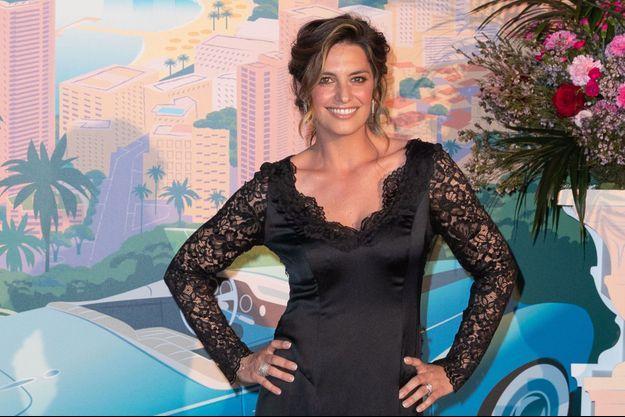 Laëtitia Milot à Monte-Carlo en mars 2019