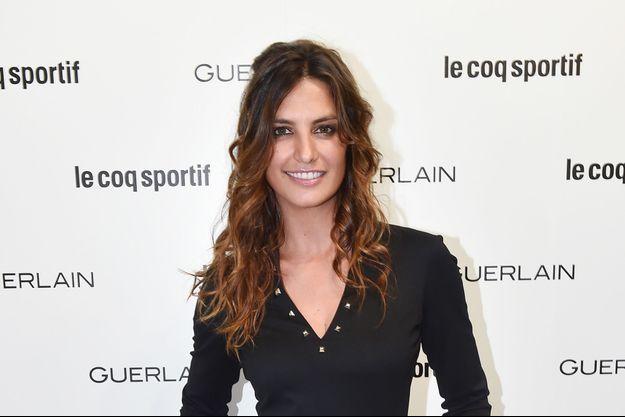 Laetitia Milot le 31 mai 2017 à Paris.