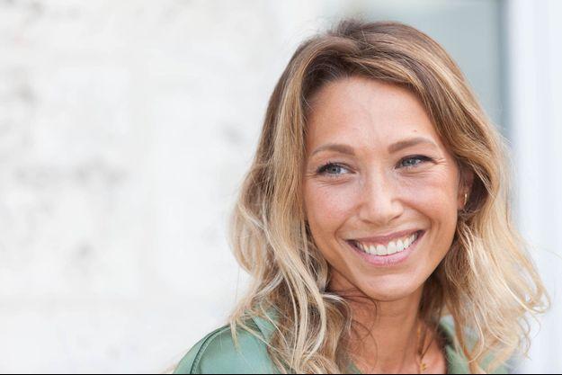 Laura Smet, le 22 août 2017 à Angoulême.