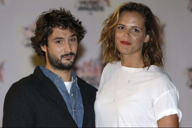 Jérémy Frérot et Laure Manaudou