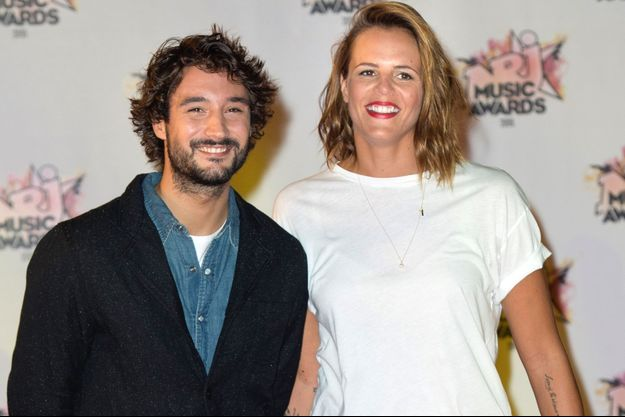 Jérémy Frérot et Laure Manaudou à Cannes en novembre 2015.
