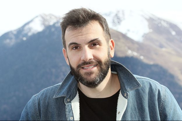 Laurent Ournac en février 2020