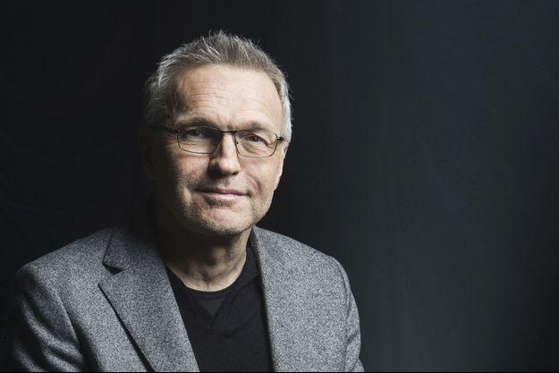 Laurent Ruquier en janvier 2017.