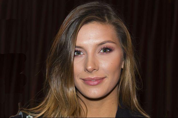 Camille Cerf en février 2018