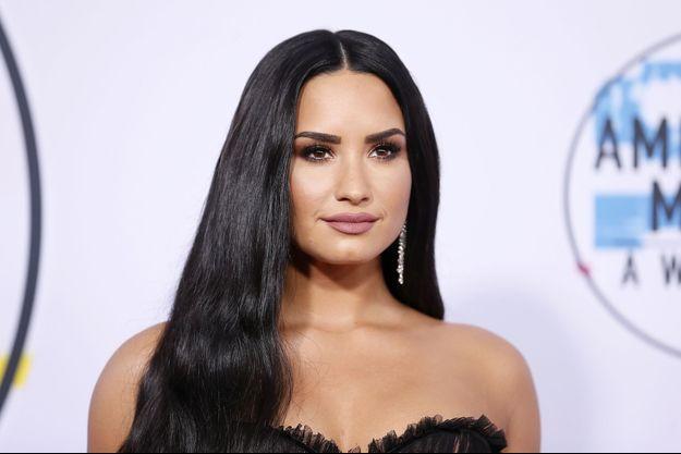 Demi Lovato en 2017