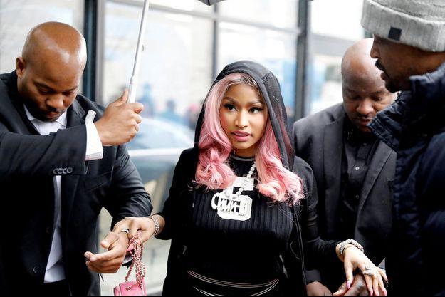 Nicki Minaj en mars 2019.