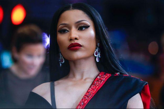 Nicki Minaj au Met Gala 2017