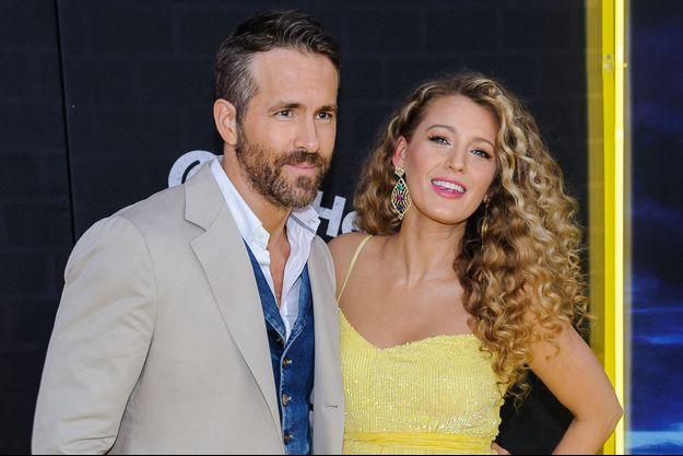 Ryan Reynolds et Blake Lively en mai 2019