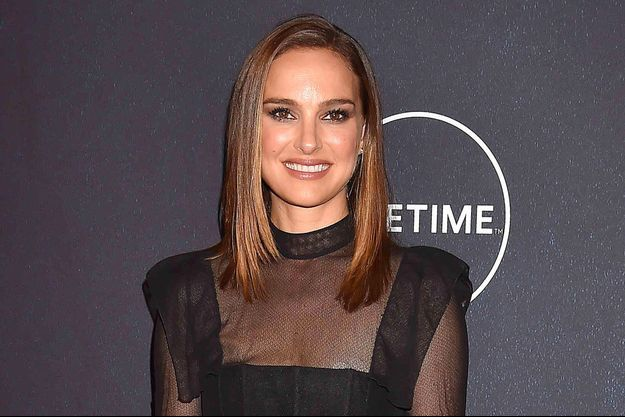"Natalie Portman à la soirée ""Power of Women"" à Beverly Hills, vendredi 12 octobre"