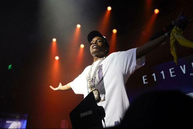 ASAP Rocky en février dernier à Miami.