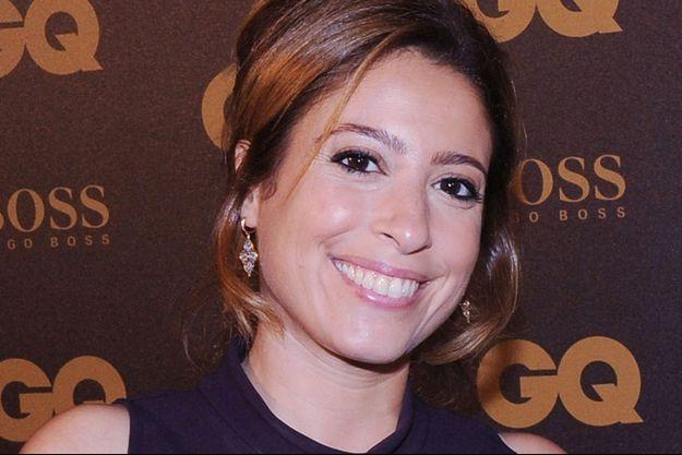 Léa Salamé en novembre 2016.